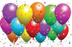 balonnen feest